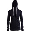 Mons Royale W's Mid-Hit Hoody Black